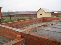 Фундамент для деревянной бани или дома
