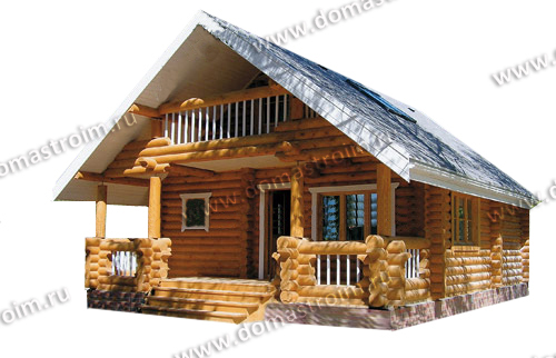 срубы домов, брусовые дома, бани из.