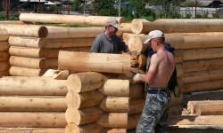 Как строятся срубы 7х8