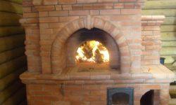 Печь в дом 5