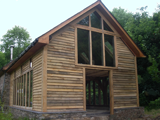 Wooden Cladding Wavy ~ Технология строительства домов из бруса сравниваем