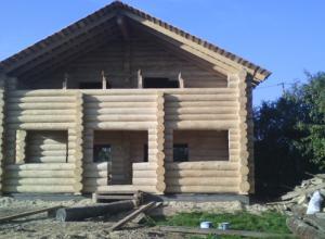 Дом 8х13 пятистенок  г.Ногинск