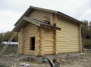 Объект по строительству дома 7х8 метров  в г. Электросталь