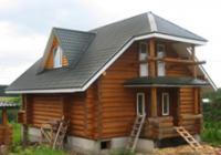 Объект по строительсву деревянного дома в деревне Свитино Подольский район