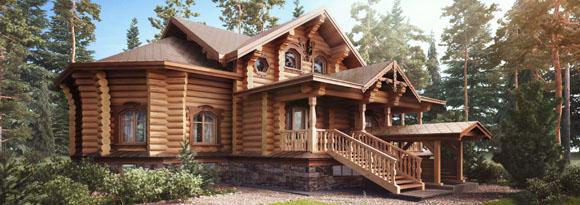 Срубы из бруса и деревянные дома – их отличия