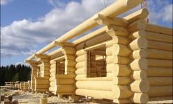 Как строятся срубы 6х8