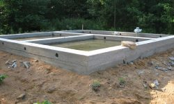 фундамент для бани 3