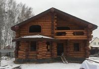 Строительство сруба дома г. Кадуй Вологодская область