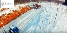 Зимний лес ДомаСтроим